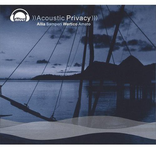 Acoustic Privacy