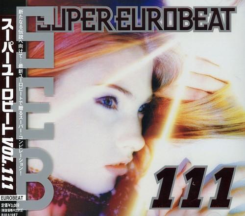 Super Eurobeat, Vol. 111 [Import]