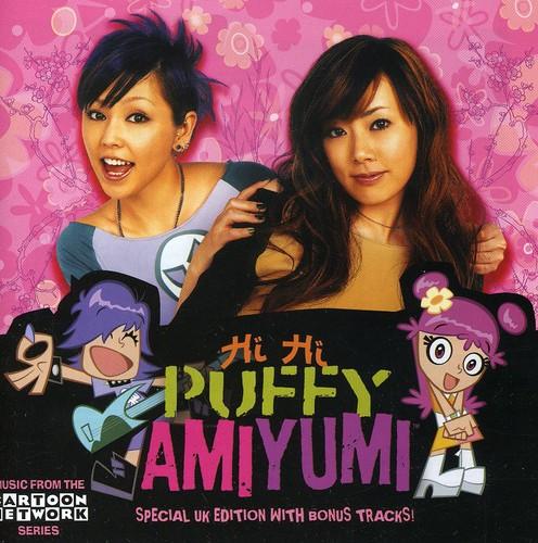 Hi Hi Puffy Amiyumi [Import]