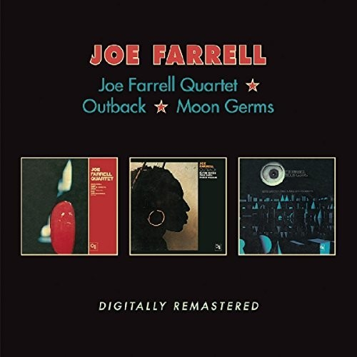 Joe Farrell Quartet /  Outback /  Moon Germs [Import]