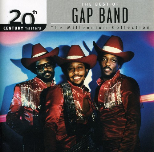 The Gap Band-20th Century Masters