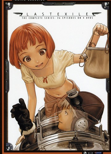 Last Exile: The Complete Series - Viridian Collection