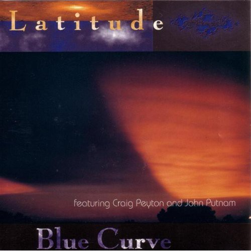 Craig Peyton - Blue Curve