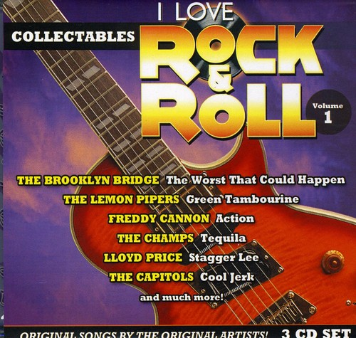 Collectables I Love Rock N Roll 1 /  Various