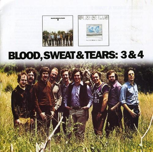 Blood Sweat & Tears: 3 & 4 [Import]