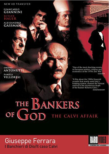 - The Bankers of God: The Calvi Affair