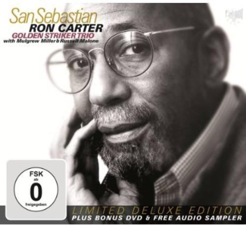 Ron Carter Golden Striker Trio - San Sebastian