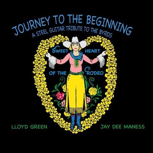 Lloyd Green - Journey To The Beginning
