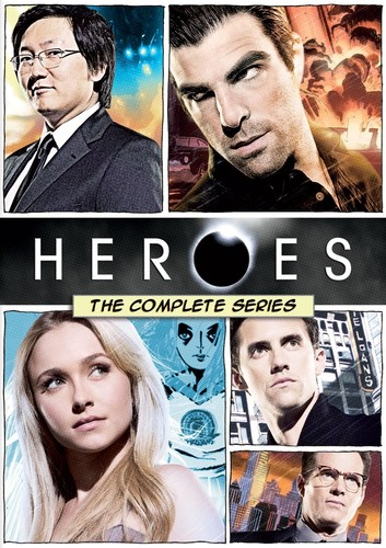 Heroes: The Complete Series