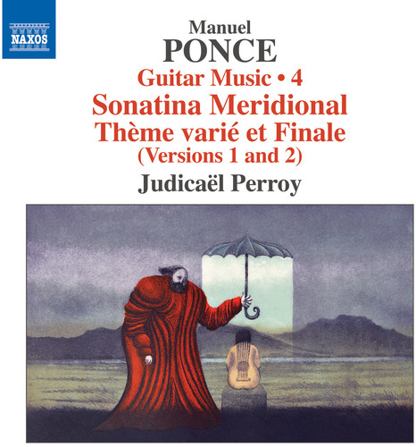Ponce / Perroy - Guitar Music 4