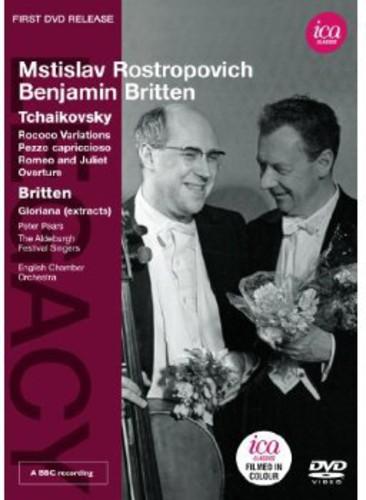 Legacy: Rostropovich & Britten