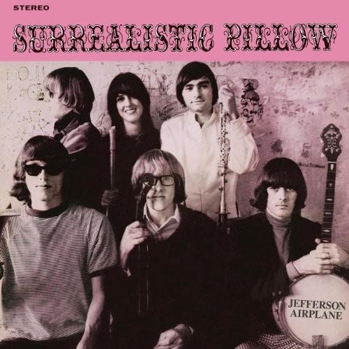 Jefferson Airplane - Surrealistic Pillow [Import LP]