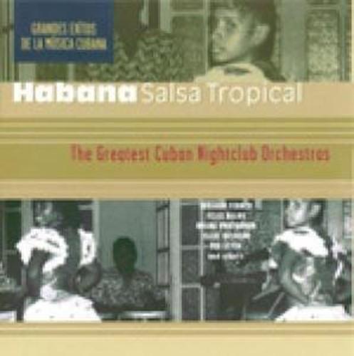 Greatest Cuban Nightclub Orches [Import]