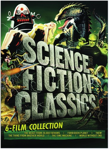 Science Fiction Classics: 6-Film Collection