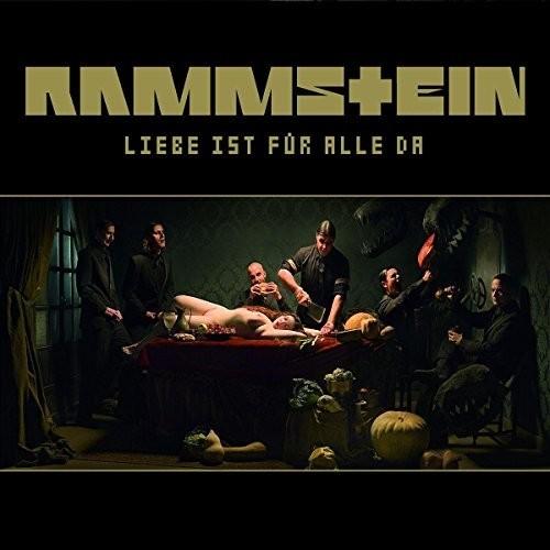 Rammstein - Liebe Ist Fur Alle Da [Limited Edition]
