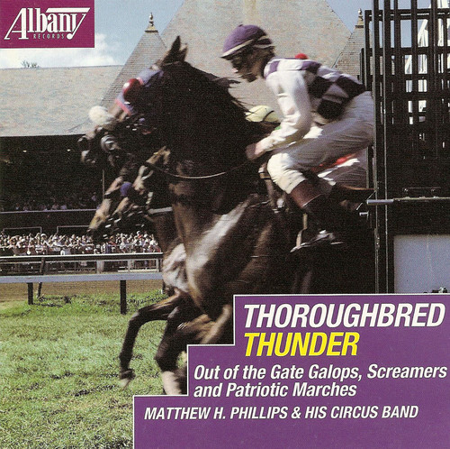Thoroughbred Thunder /  Various