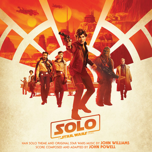 John Powell - Solo: A Star Wars Story [Soundtrack]