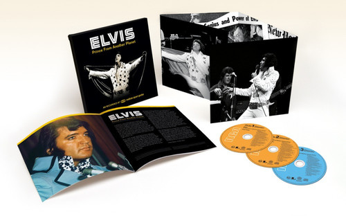 Elvis Presley - A Prince From Another Planet [Legacy Edition] [Deluxe] [CD/DVD] [Box Set]