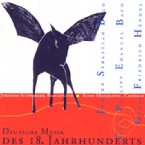 18th Century German Recorder Music