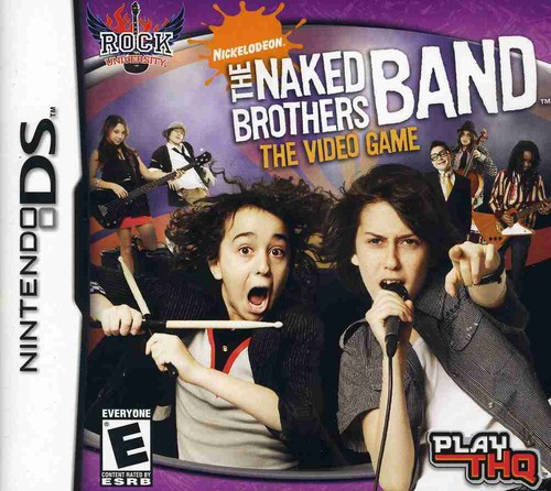 - Naked Brothers for Nintendo DS