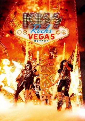 Kiss Rocks Vegas: Limited 2 CD+BD Edition [Import]