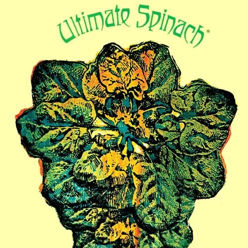 Ultimate Spinach - Ultimate Spinach [Colored Vinyl] (Gate)