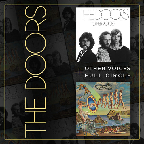 The Doors-Other Voices / Full Circle