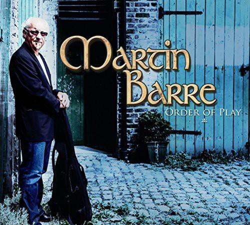 Martin Barre - Order Of Play [Import Vinyl]