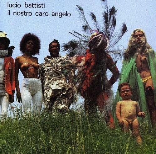 Lucio Battisti - Il Nostro Caro Angelo