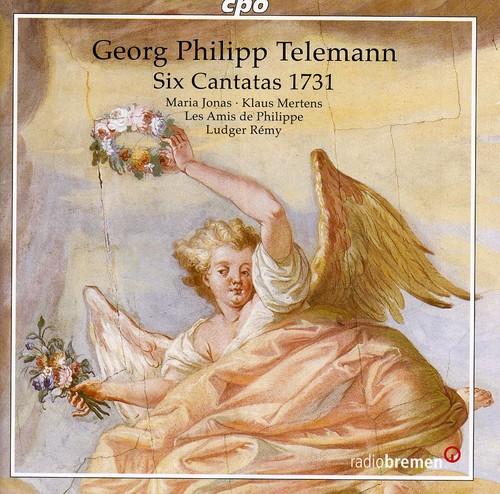 Six Cantatas 1731