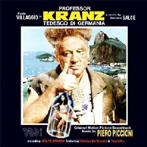 Professor Kranz Tedesco Di Germania (Original Motion Picture Soundtrack) [Import]