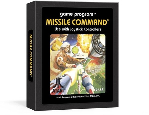 - Missile Command: The Atari 2600 Game Journal