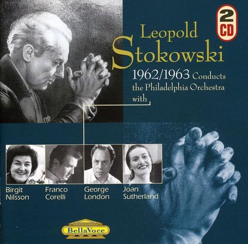 Stokowski Conducts Philadelphia Orch 1962 & 1963