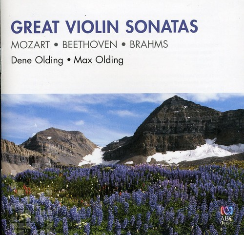 Great Violin Sonatas