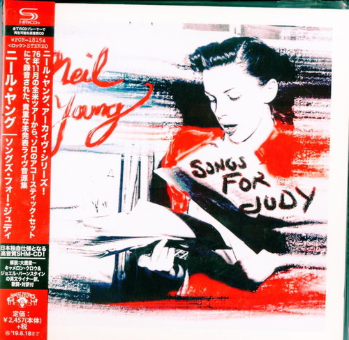 Neil Young - Songs For Judy [Import]