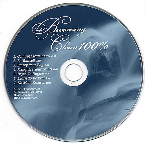 Becoming Clean 100%
