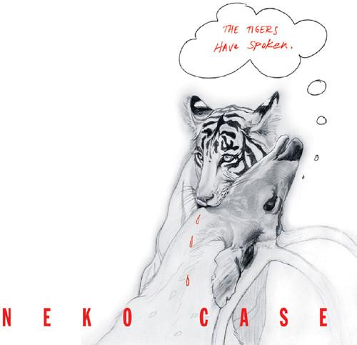 Neko Case - The Tigers Have Spoken [LP]