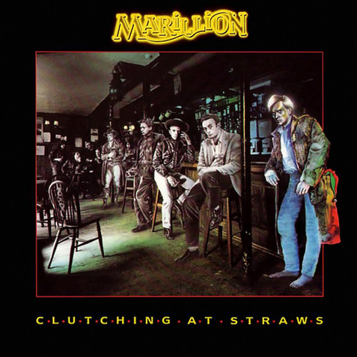 Marillion - Clutching At Straws [Deluxe Edition 4CD/1Blu-ray Boxset]