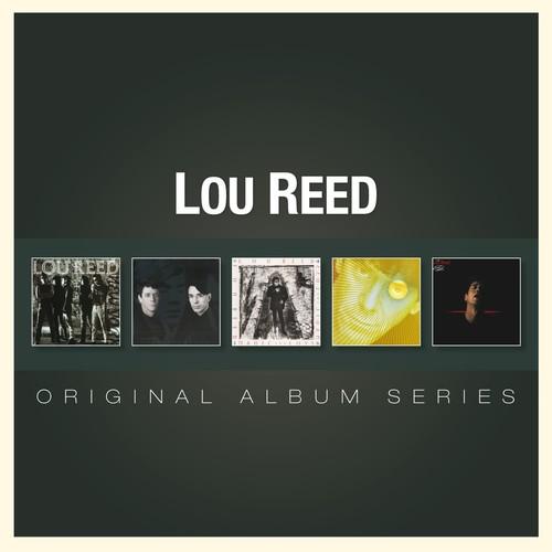 Lou Reed-Original Album Series