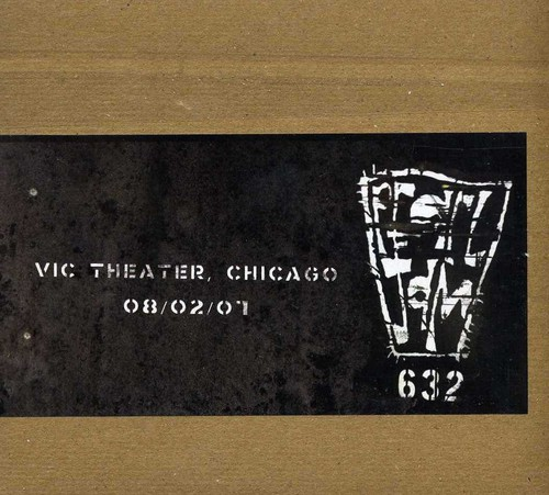 Pearl Jam - Official Bootleg: Vic Theatre Chicago 8/2/07