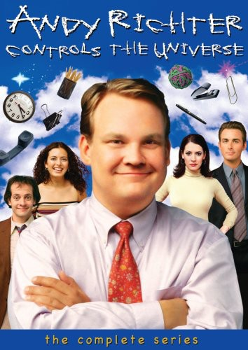 Andy Richter Controls the Universe: The Complete Series