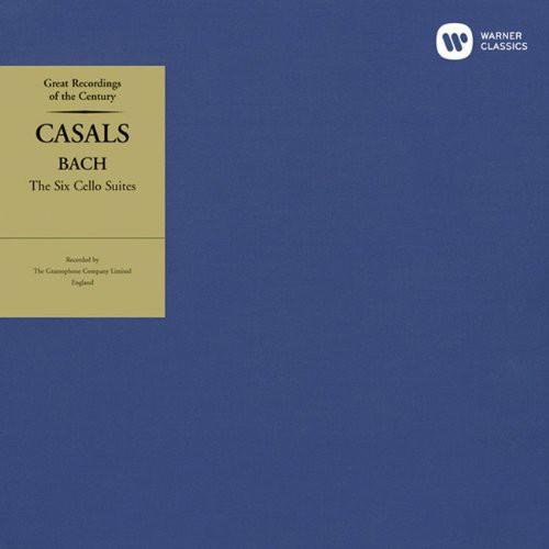 Pablo Casals - J.S.Bach: Unacconpanied Cello Suites