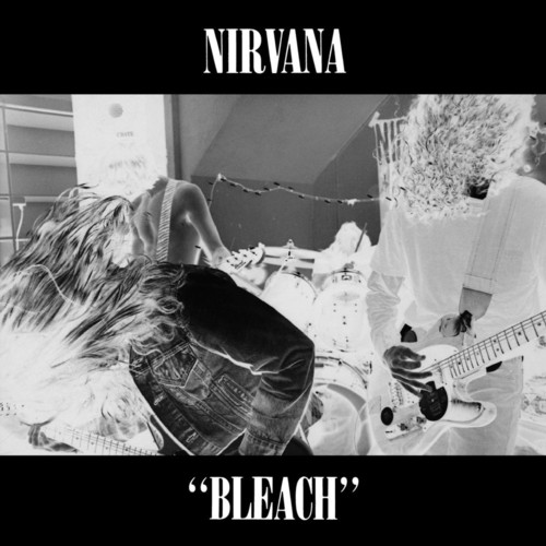 Nirvana - Bleach [Remastered LP]