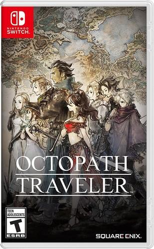 Swi Octopath Traveler - Octopath Traveler