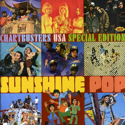 Chartbusters USA: Sunshine Pop /  Various [Import]
