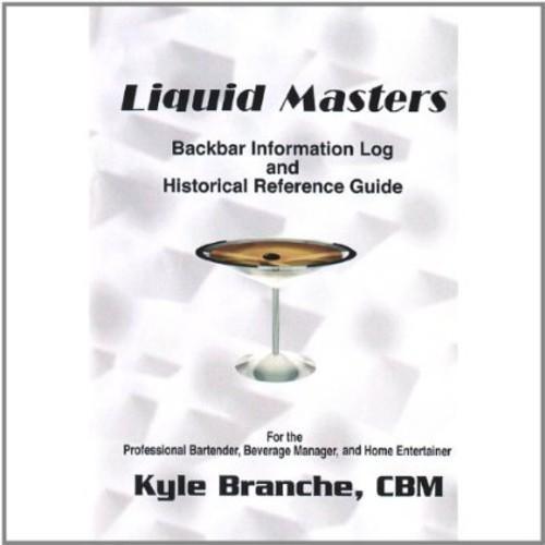 Liquid Masters-Backbar Information Log & Historica