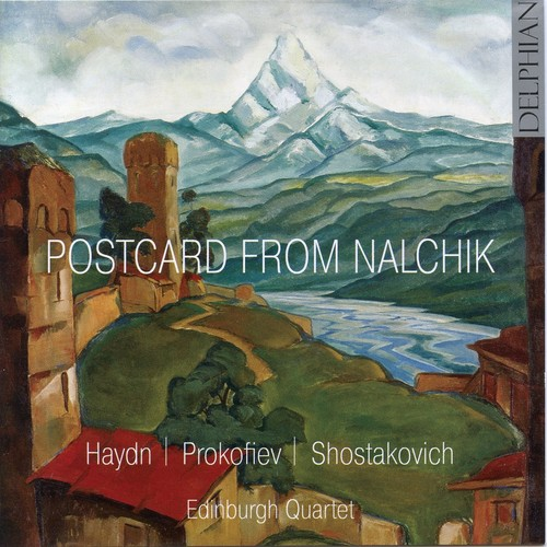 Postcard from Nalchik