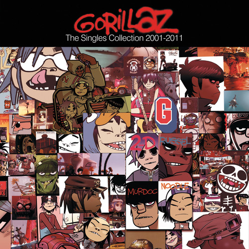 Gorillaz - Singles Collection