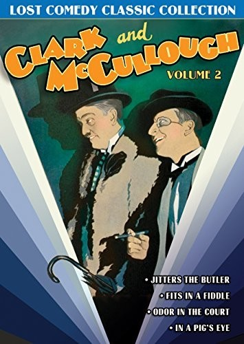Clark and McCullough, Volume 2: Pre-Code Comedy Collection