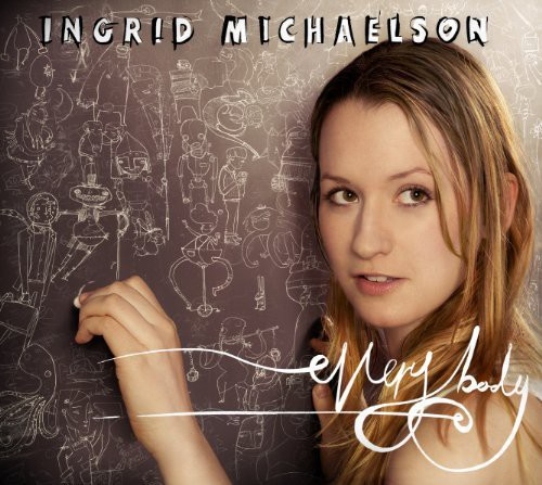 Ingrid Michaelson - Everybody [Limited Edition Color LP]